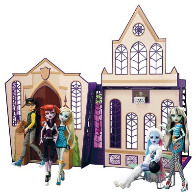 Monster High High School Playset 2