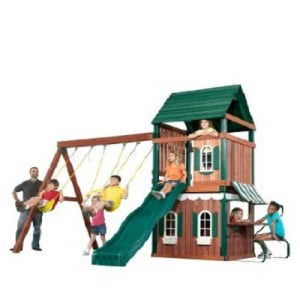 Swing N Slide Newport Playset