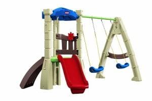 Lookout Swing Set