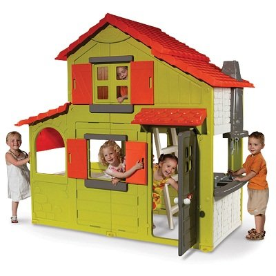 The Two-Story Playhouse