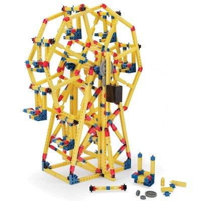 The Motorized Ferris Wheel Construction Set