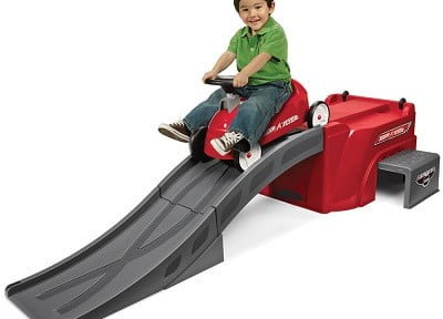 The Toddler's Soapbox Derby