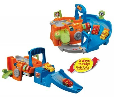 VTech Go Go Smart Wheels- 2-in-1 Race Track 2