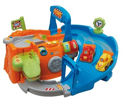 VTech Go Go Smart Wheels- 2-in-1 Race Track