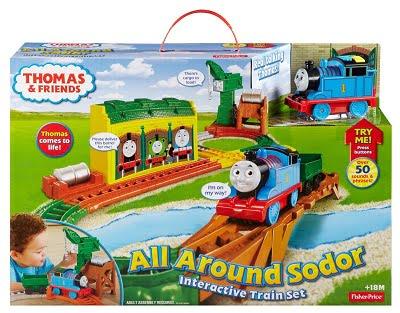 Thomas the Train: All Around Sodor
