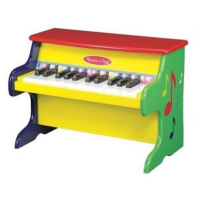 Melissa & Doug Learn-To-Play Piano 2