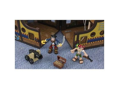 KidKraft Pirate Ship Play Set 2