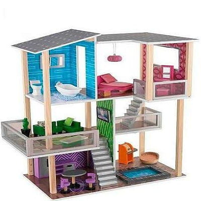 KidKraft Modern Living Dollhouse 2