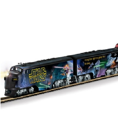 The Luminescent Star Wars Train 2
