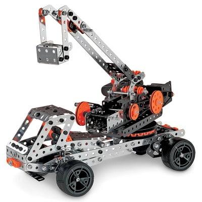 The Genuine Motorized Erector Set 1