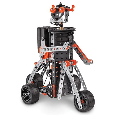 The Genuine Motorized Erector Set 3