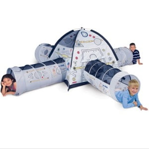 The Pop-Up Space Station