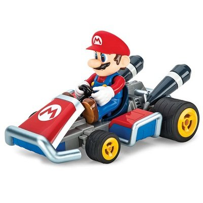 The RC Mario Kart Racers 1