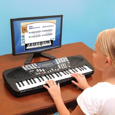 The Children's Learn To Play Keyboard