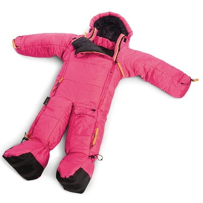 The Wearable Sleeping Bag 1