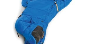 The Wearable Sleeping Bag
