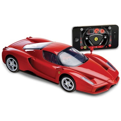 The iPhone Remote Controlled Enzo Ferrari