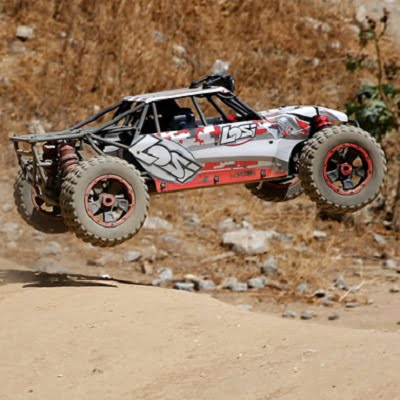 The Competition Class RC Dune Buggy 1