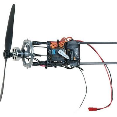 The Motorized Stunt Kite 1