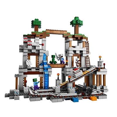 LEGO Minecraft Creative Adventure The Mine 1