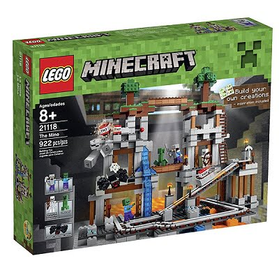 LEGO Minecraft Creative Adventure The Mine