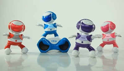 The Talking And Dancing Disco Robot 2