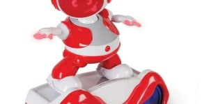 The Talking And Dancing Disco Robot