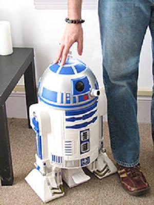 Star Wars R2-D2 Trashcan 1