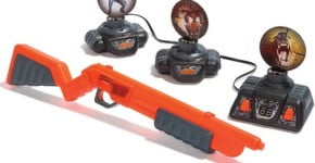 The Beast Or Buddy Shooting Gallery