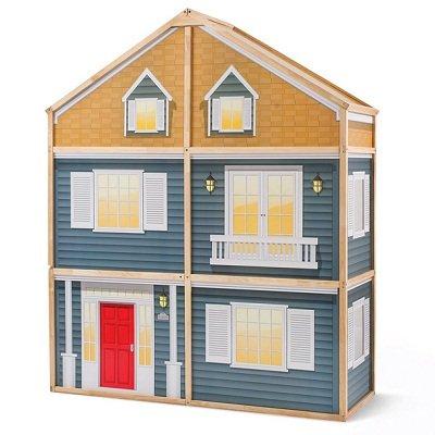 The 6' Tall Dollhouse 1