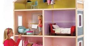 The 6' Tall Dollhouse
