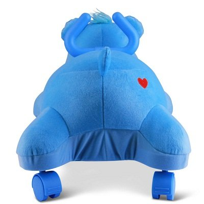 The Care Bears Ride And Snuggle Pillow 2