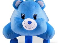 The Care Bears Ride And Snuggle Pillow
