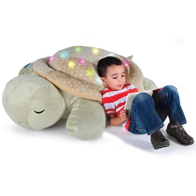 The Nap Inducing Plush Giant Tortoise