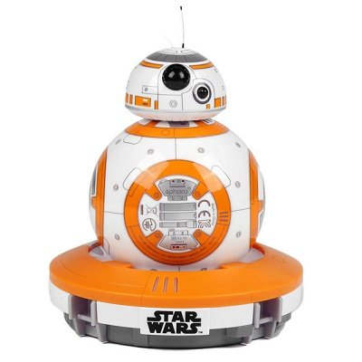 The Star Wars BB-8 Hologram Projecting Droid 1