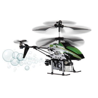 The Bubblecopter
