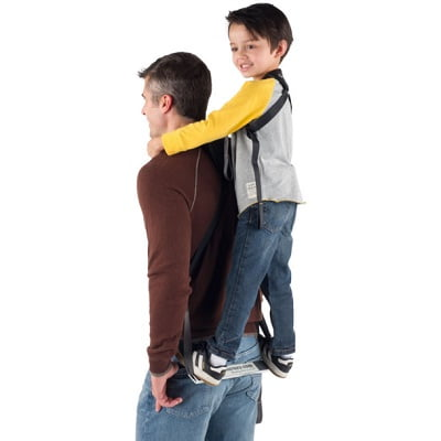 The Ergonomic Piggyback Carrier