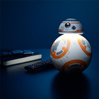 BB-8 Desktop Lamp