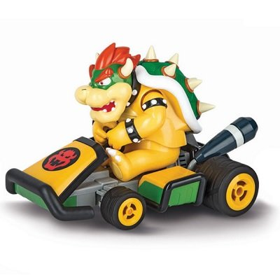 The RC Bowser Racer