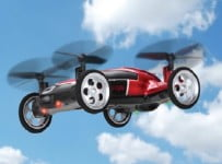 The RC Flying Car