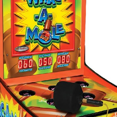 The Genuine Whac-A-Mole Arcade Game 1