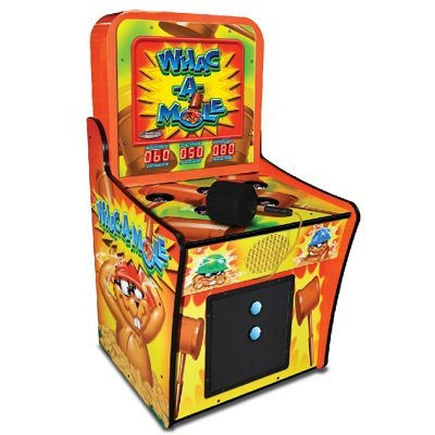 The Genuine Whac-A-Mole Arcade Game