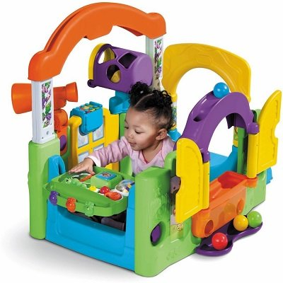 Little Tikes Activity Garden Baby Playset 1