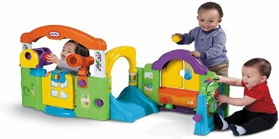 Little Tikes Activity Garden Baby Playset 2