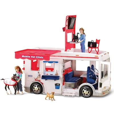 The Young Veterinarians Mobile Clinic