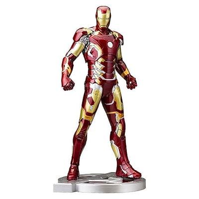 ron Man Mk 43 ArtFX Statue