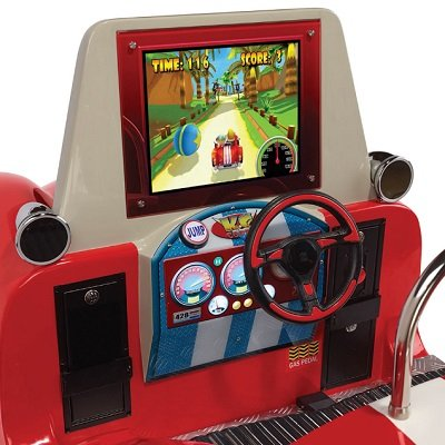 The Arcade Mini Roadster Simulator 1