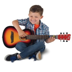 The Young Guitarist's Chord Trainer - enables even the youngest guitarists to begin playing songs immediately