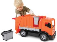 The Compacting Garbage Truck