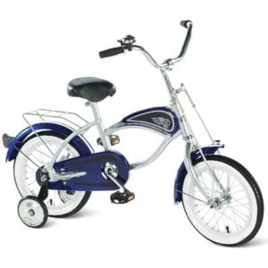 The Childrens Personalized Classic Cruiser Bicycle - A two-wheeler vintage bike for kids